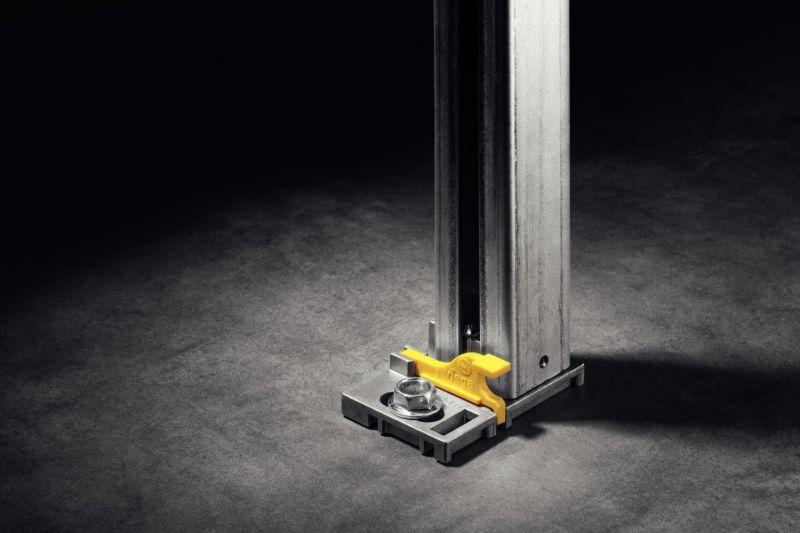 Rezervor WC, incastrat, Viega Prevista Dry 792855, 49 x 112 cm, clapeta de actionare si sistem de fixare incluse