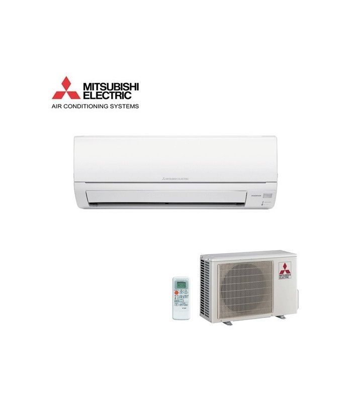 Aer conditionat mitsubishi electric cu inverter 12000btu msz/muz-dm35va-e1 r410 wi-fi ready