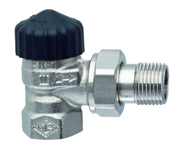 Robinet termostatic colt, pentru calorifer, DN 15, Heimeier Standard