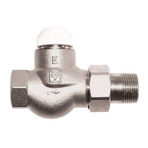 Robinet termostatic drept, pentru calorifer, DN 15, Herz, 1772360