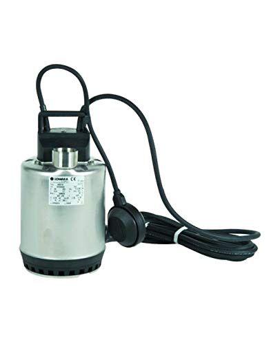 Pompa submersibila Lowara cu plutitor pentru apa murdara / curata doc 3/a, 13.5 mc/h, H max. 6.9 m, 310w 107540000