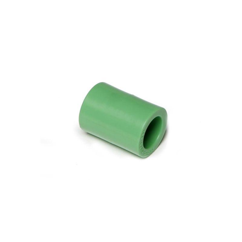 Mufa PPR, D. 32 mm, verde