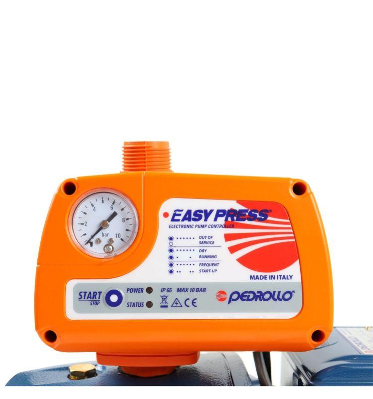 Hidrofor Pedrollo JSWm 2AX + presostat Easy Press 2M, 1100 W