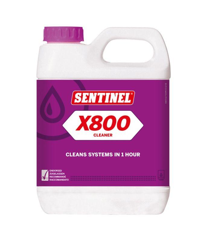 Agent de curatare rapida, Sentinel X800, pentru sisteme mai vechi, 1 L