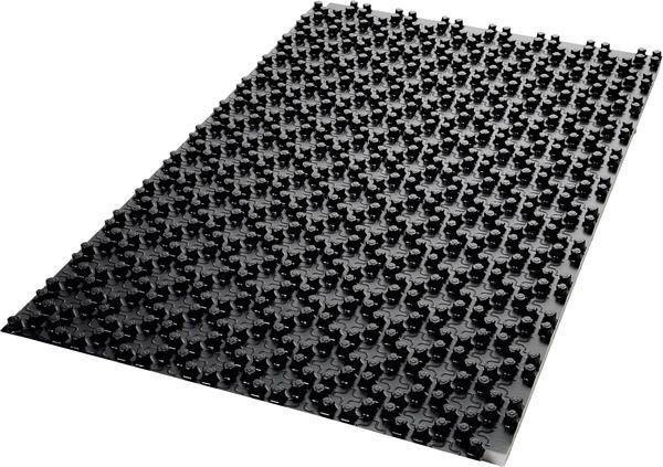 Placa cu nuturi incalzire pardoseala Tecefloor, pentru teava 16-17 mm, izolatie 23 mm, 77510040