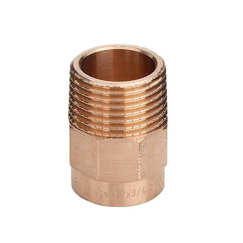 Adaptor bronz, interior-exterior, 42 mm x 5/4
